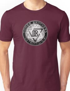Dodge Brothers Vintage Detroit  USA Unisex T-Shirt
