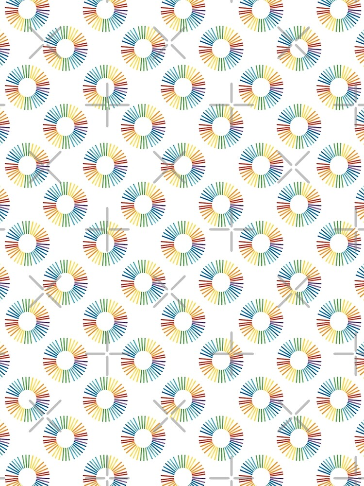Regenbogen Kringel von brainbubbles