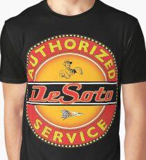 Desoto vintage Cars USA Graphic T-Shirt