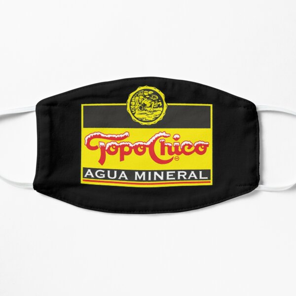 topo chico lover Flat Mask