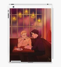 I'm glad you're alive, you idiot. iPad Case/Skin