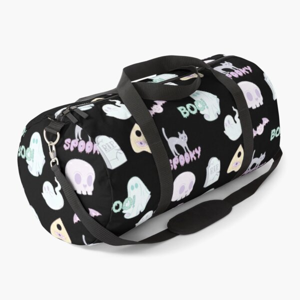 Spoopy sticker pack Duffle Bag