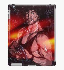 Sylvester Stallone iPad Case/Skin