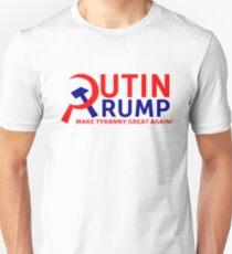 Mach Tyrannei wieder großartig Slim Fit T-Shirt