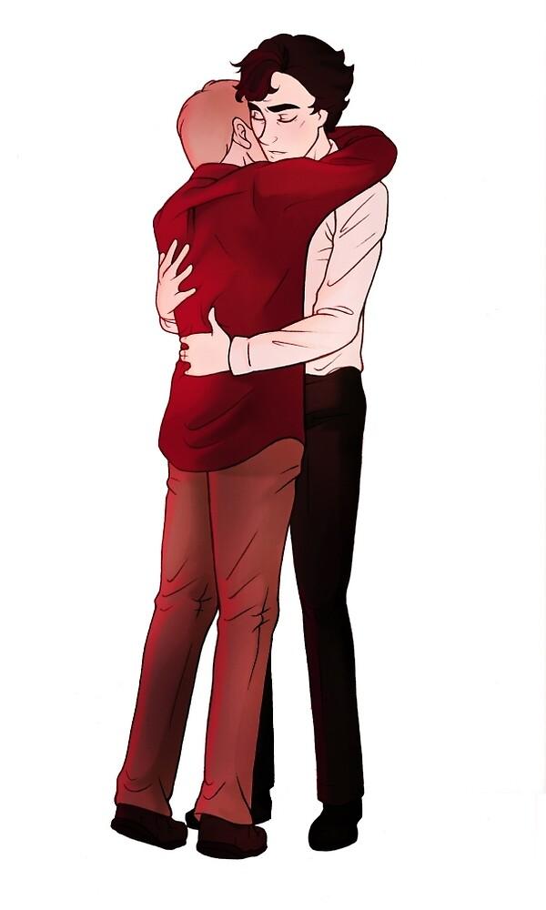 Hug by wellkeptsecret