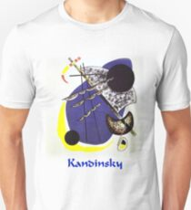 Kandinsky - Small World Unisex T-Shirt