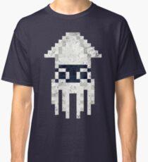 Squid Vintage Pixels - SMB  Classic T-Shirt