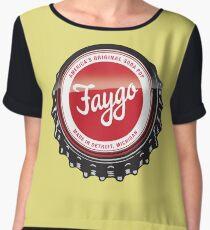 Faygo soda Detroit USA Chiffon Top