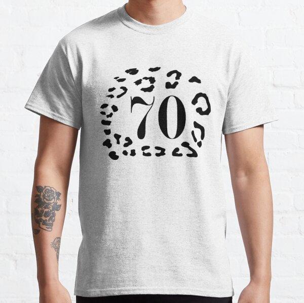 70 Amur Leopards Classic T-Shirt