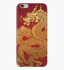 Chinesischer goldener Drache iPhone-Hülle & Cover