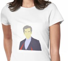 The 12th doctor - Doctor Who Womens Fitted T-Shirt