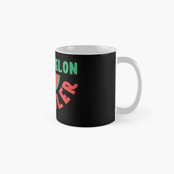 Watermelon smuggler Classic Mug