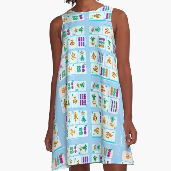 TURQUOISE DRESS A-Line Dress