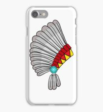 Indian Headdress iPhone Case/Skin