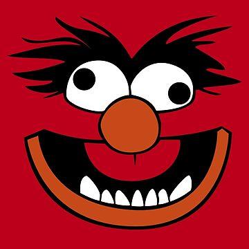 Animal Muppet (Crazy) by Khyrgrim