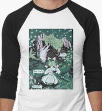 SOFT SPOKEN GARDEN Men's Baseball ¾ T-Shirt
