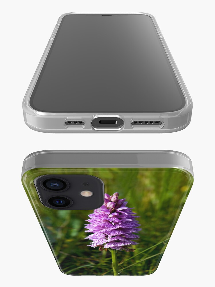 Alternate view of Spotted Orchid,  Donegal as iPhone case iPhone Case & Cover