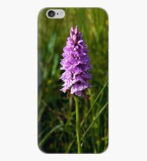 Spotted Orchid,  Donegal as iPhone case iPhone Case