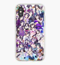 Nozomi Tojo Collage iPhone Case