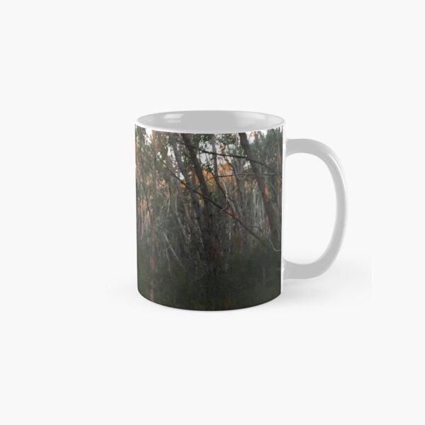 Stringybark sunset Classic Mug