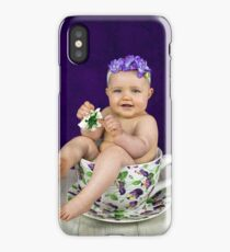 A Cup Full of Sweetness iPhone Case/Skin