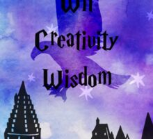 Wisdom Sticker