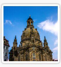 Dresden Frauenkirche  Sticker