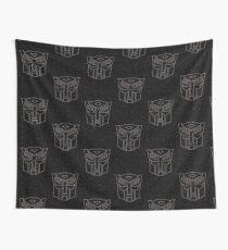 Stars Transformers Autobots Wall Tapestry