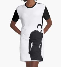Kylo  Graphic T-Shirt Dress