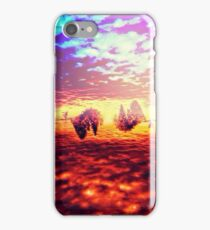 Clouds above and Below iPhone Case/Skin