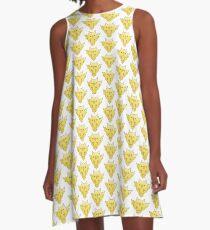 Legendary birb - Zapdos A-Line Dress