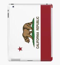 California Republic Flag iPad Case/Skin