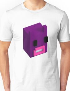 Voxel Bunnylord Unisex T-Shirt