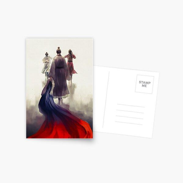 LYB - Parting Postcard