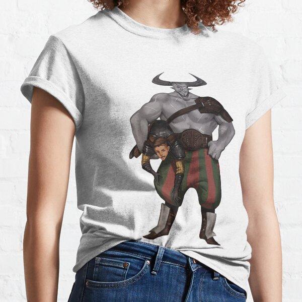 DAI crew Iron Bull and krem Classic T-Shirt