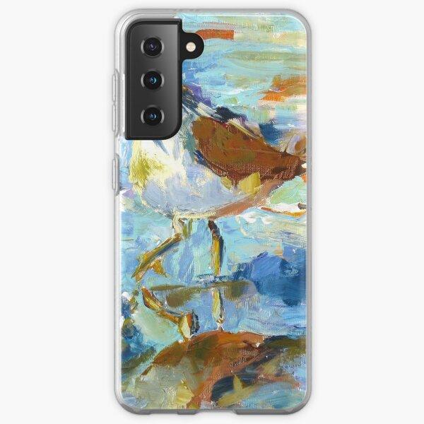 The Sandpiper Samsung Galaxy Soft Case