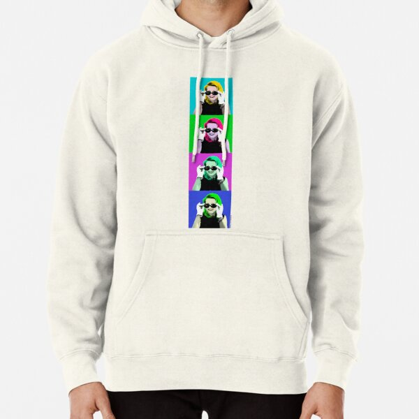 Niven | Warhol Style Pullover Hoodie