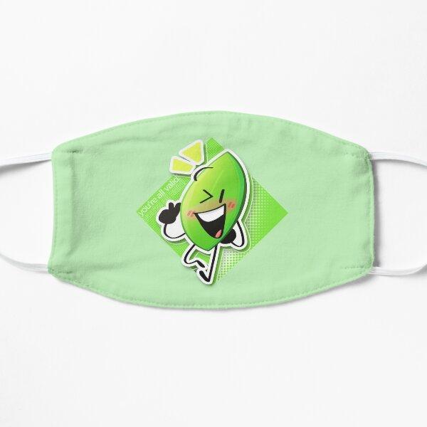 leafy shikaku bfb!  Flat Mask