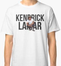 Kendrick Lamar - Text Portrait Classic T-Shirt