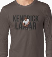 Kendrick Lamar - Text Portrait T-Shirt