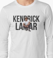 Kendrick Lamar - Text Portrait T-Shirt