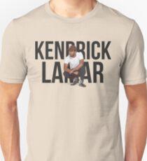 Kendrick Lamar - Text Portrait Unisex T-Shirt