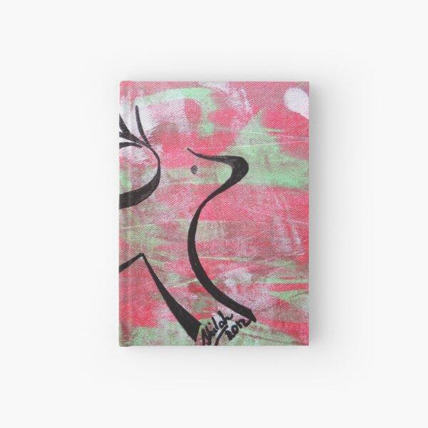 Reindeer Hardcover Journal