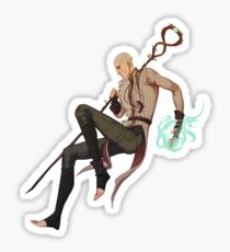 DAI crew Solas Sticker
