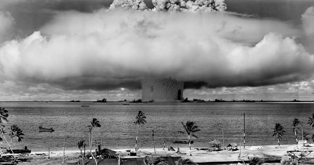 Bikini Atoll Nuclear Test by road-warrior