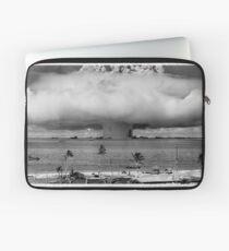 Bikini Atoll Nuclear Test Laptop Sleeve