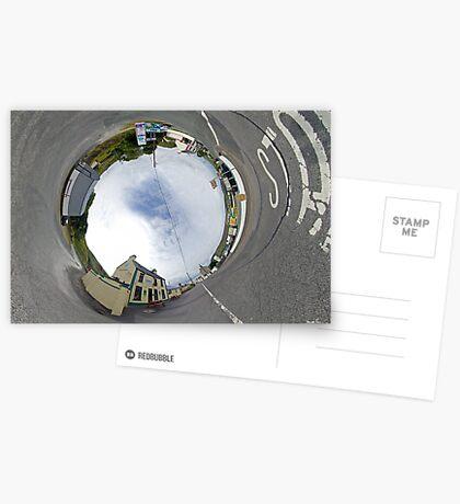 Glencolmcille - Biddy's Crossroads Pub(Sky-in) Greeting Card