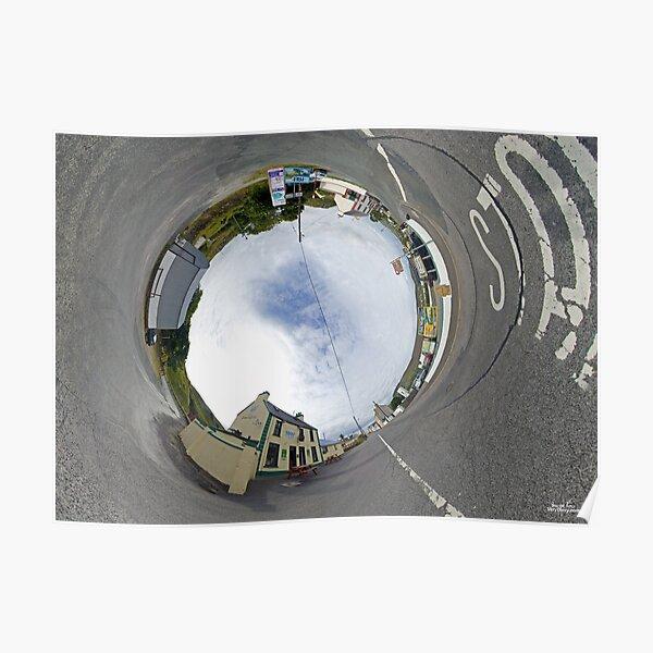 Glencolmcille - Biddy's Crossroads Pub(Sky-in) Poster