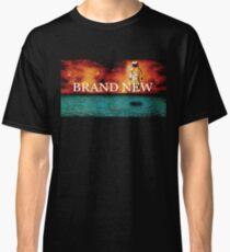Brand New textured album art logo Classic T-Shirt