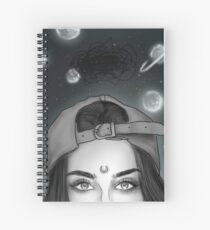 Cuaderno de espiral lj universo